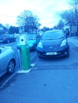The only possible way I could get to use this CP at Stillorgan. Park on the path.